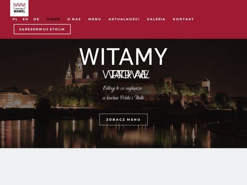 Trattoriawawel.pl restauracja
