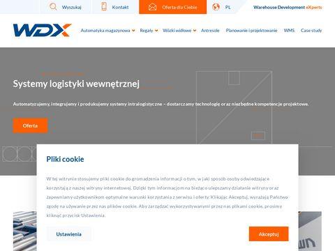 Wdx.pl wózki widłowe