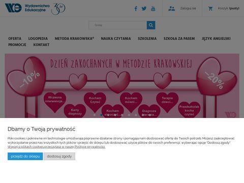 We.pl nauka czytania