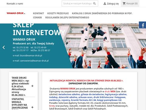 Wamax-druk.pl