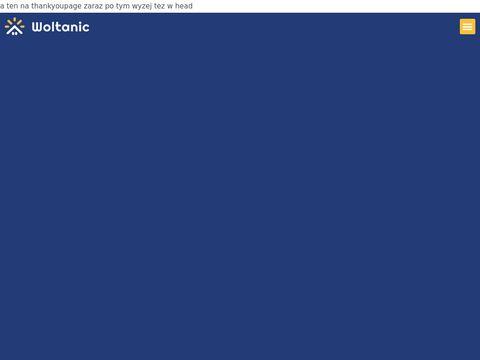 Woltanic.pl montaż panali fotowoltaicznych