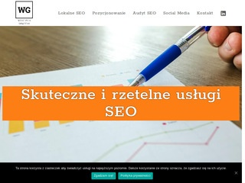 Wojciech-graczyk.pl pozycjonowanie stron w Google