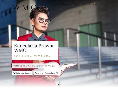 Wmc.com.pl kancelaria prawna Wrocław