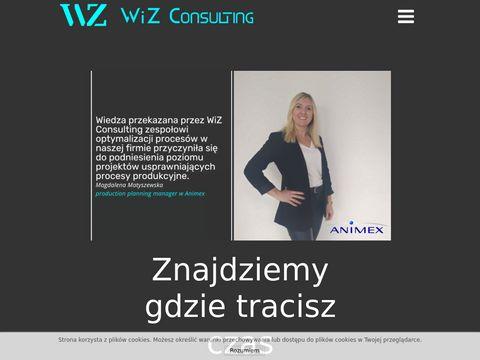 Wiz-consulting.pl firma konsultingowa