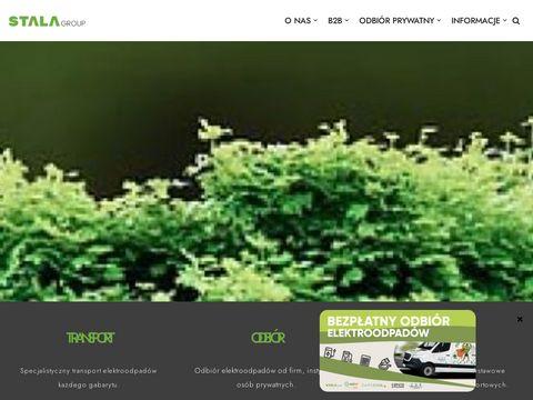 Stalagroup.pl sprzedaż sprzętu polesingowego