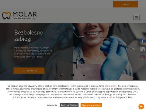 Stomatologiamolar.pl