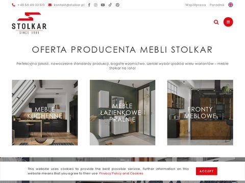 Stolkar.pl meble na wymiar fabryka