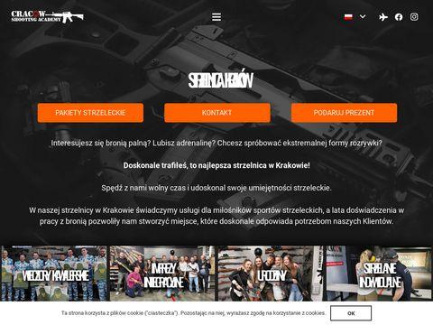 Shootingcracow.com strzelnica Kraków