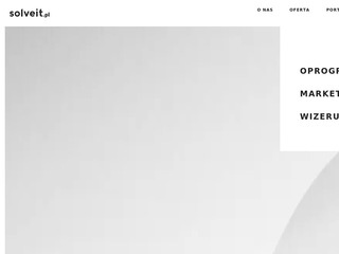 Solveit.pl strony internetowe