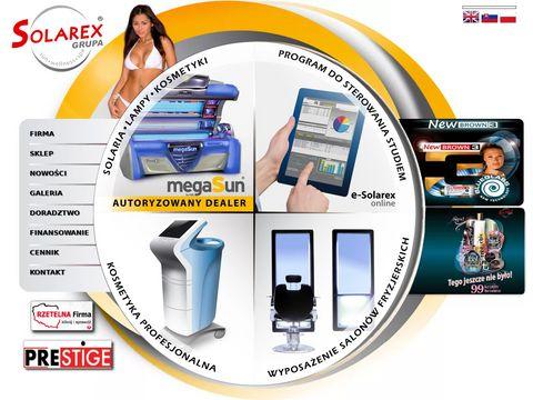 Solarex-iso.pl lampy do solarium sprzedaż