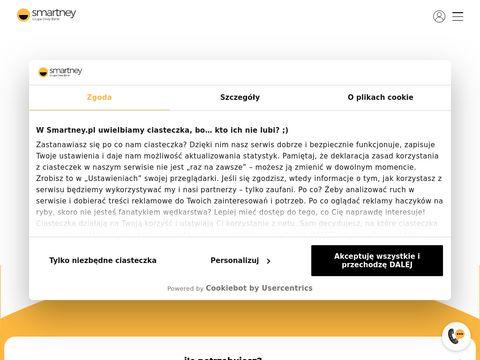 Smartney.pl pożyczki online do 60 tysięcy do 5 lat