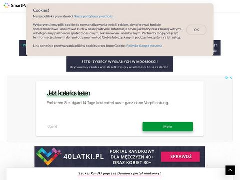 Smartpage.pl darmowy portal randkowy