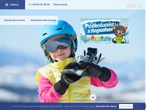 Ryterski.pl stacja narciarska