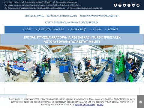 Regeneracja-turbosprezarek.pl naprawa i serwis