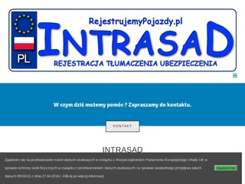Intrasad biuro tłumaczeń Gdynia