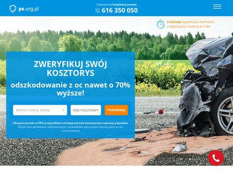 Ps.org.pl dopłaty do odszkodowania oc