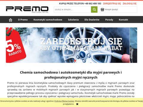 Premo.pl kosmetyki samochodowe