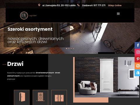 Projektplus.com.pl drzwi z montażem w Lublinie