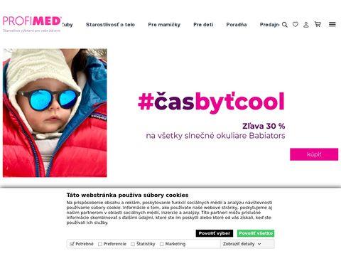 Profi-med.eu wyposażenie gabinetów