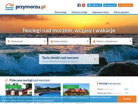 Przymorzu.pl noclegi