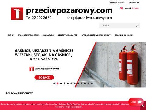 Przeciwpożarowy.com sprzęt ppoż