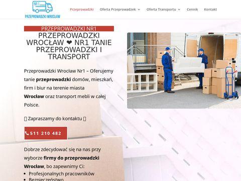 Przeprowadzkiwroclaw.pl nr 1