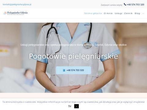 Pielegniarka-gdynia.pl pogotowie