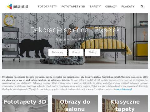 Pikselek.pl parawany