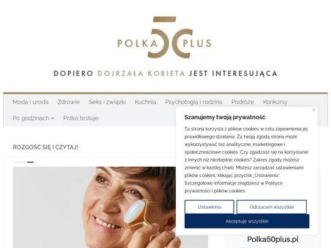 Polka50plus.pl portal