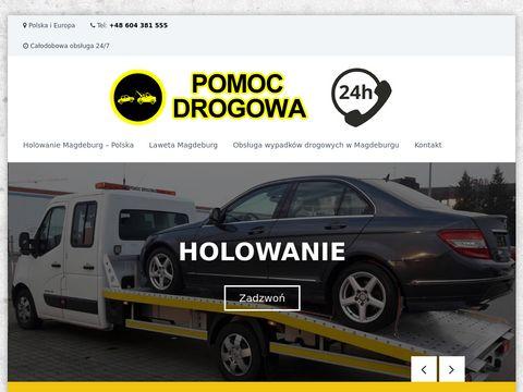 Pomoc-drogowa-magdeburg.com.pl