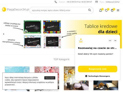 Pasjadecor24.pl fototapety naklejki ścienne