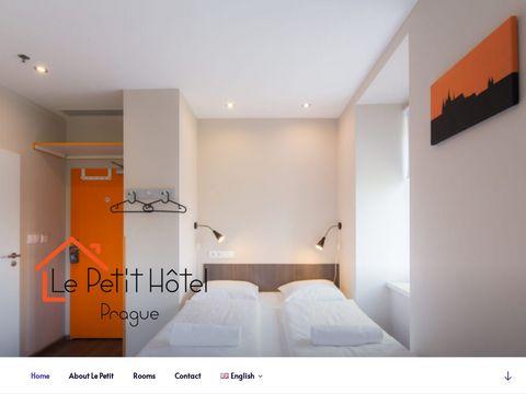 Petithotelprague.com