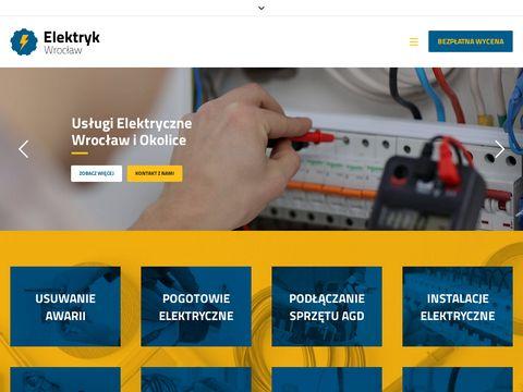 Wroclaw-elektryk.com