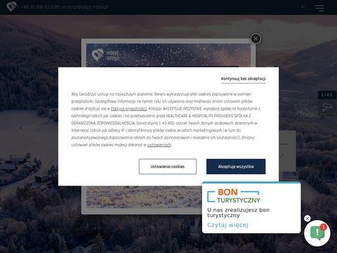 Wilga-hotel.pl SPA w Beskidach