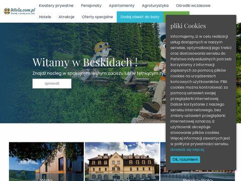 Wisla.com.pl Szczyrk Ustroń atrakcje w Beskidach