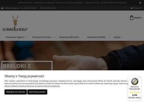 Woodwear.pl drewniane okulary przeciwsłoneczne