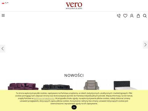 Vero.pl sofy
