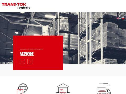 Trans-tok.com.pl operator logistyczny