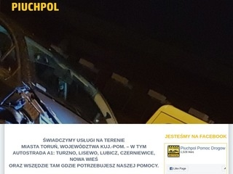 Torunpomocdrogowa.pl Maja laweta Grudziądz
