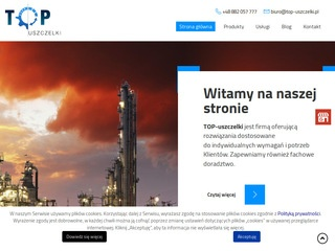 Topuszczelki.com.pl