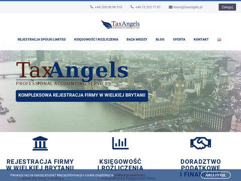 Taxangels.pl firma w Anglii