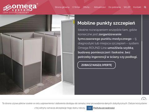 Zabudowa - Omega System