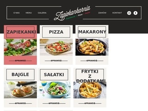 Zapiekankarnia.pl restauracja Zielona Góra