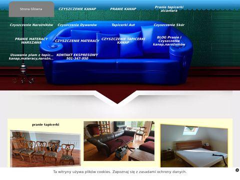 Czyszczenie-karcherem.pl materacy