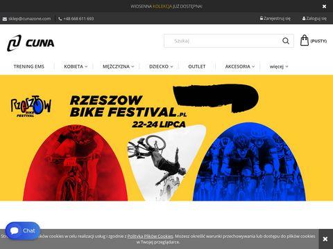 Cunazone.com odzież sportowa