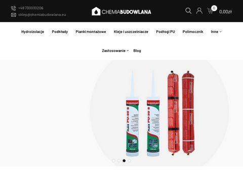 Chemiabudowlana.eu hydroizolacje dachów