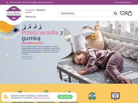 Babymetka.pl kocyki minky