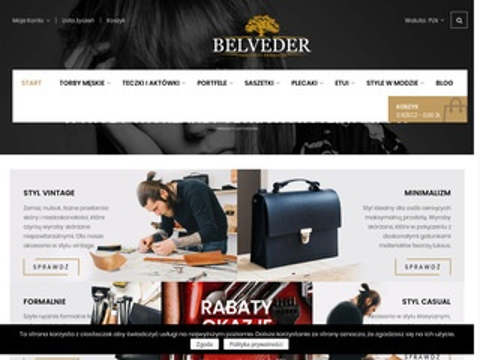 Belveder.com.pl Szczecin