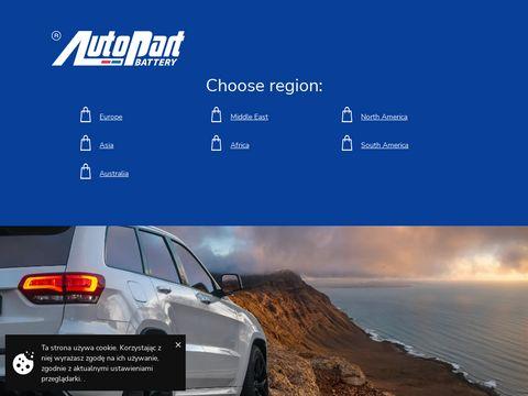 Autopart.pl polskie akumulatory