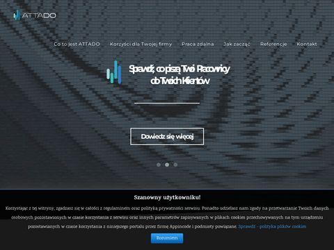 Attado.com elektroniczny system obiegu dokumentów